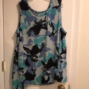 NWOT Lisa Rinna Blouse